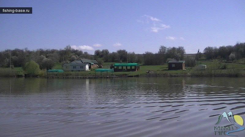 Рыбалка белореченский район платники